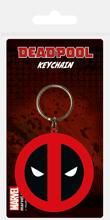 Deadpool - Logo Rubber Keychain