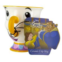 Beauty and the Beast - Ceramic Chip Mug
