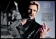 CALENDRIER JOHNNY H. 2019