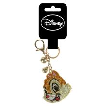 Disney - Dale Rhinestones Head Premium Keychain