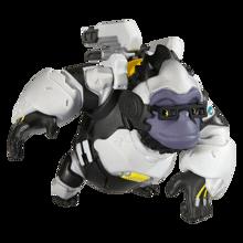 Blizzard - Cute but Deadly Overwatch Medium Figure Winston