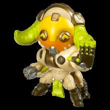 Blizzard - Cute but Deadly Overwatch Medium Figure Orisa