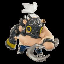 Blizzard - Cute but Deadly Overwatch Medium Figure Roadhog