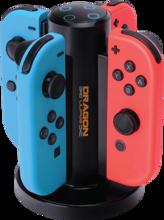 Dragonwar Nintendo Switch 4-in-1 Charging JOYCON Stand Nintendo Switch Lite