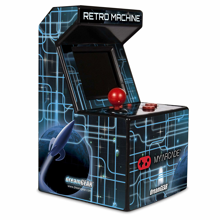 My Arcade - Retro Machine with 200 8-Bit Games