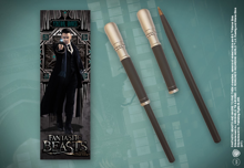 Fantastic Beasts - Percival Graves Wand Pen and Bookmark