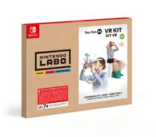 Nintendo Labo Toy-Con 04 VR Kit - Expansion Set 1 (Bird + Wind Pedal)