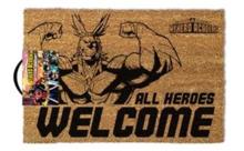 My Hero Academia - All Heroes Welcome Doormat