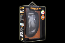 Dragonwar G21 7000dpi ergonomic and customizable RGB Gaming Mouse with 7 buttons - Black