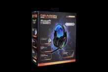 Dragonwar 7.1 Breathing light USB Gaming Headset