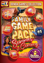 Family Game Pack - Summer is Coming