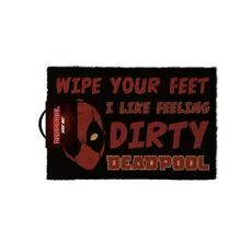 Marvel - Dirty Deadpool Doormat