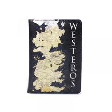 Game of Thrones - Westeros Map Passport Holder