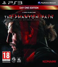 Metal Gear Solid 5 : The Phantom Pain Day One Edition