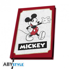 Disney - Mickey Mouse A5 Notebook