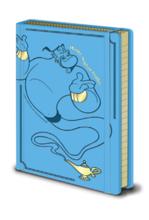 Disney - Aladdin Write Wishes Here A5 Premium Notebook