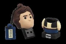 Tribe - Star Wars The Last Jedi Han Solo USB Flash Drive 32GB