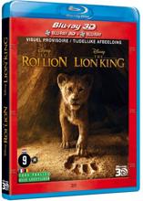 The Lion King Live Action 3D + 2D