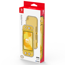 HORI - Nintendo Switch Lite DuraFlexi Transparent Protection