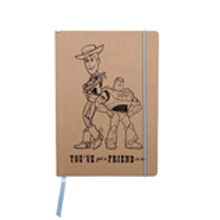 Disney - Toy Story You've Got A Friend In Me A5 Notebook