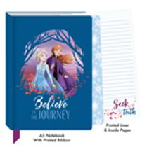 Disney - Frozen 2 Journey A5 Notebook