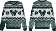 Disney - Ugly Mickey Christmas Sweater XL