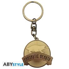 Fantastic Beasts - Niffler Metal Keychain