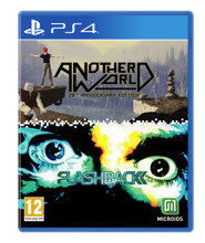 Another World x Flashback - 20th Anniversary Edition