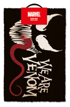 Marvel - We Are Venom Doormat