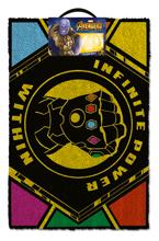 Marvel - Avengers Infinity War Infinite Power Within Doormat