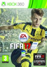 Fifa 17 - German box - Playable in English