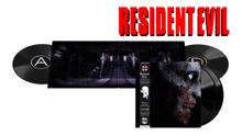 Resident Evil 1 Official Soundtrack - 2 Black LP