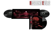 Resident Evil 2 Official Soundtrack - 2 Black LP