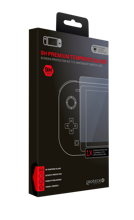 Gioteck - 9H Premium Tempered Glass Screen Protector Kit for Nintendo Switch Lite