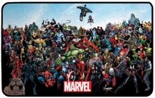 Marvel - All Heroes Interior Rectangular Floor Mat