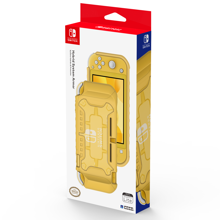 HORI - Nintendo Switch Lite Hybrid System Armor (Yellow and Clear)