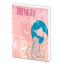 Disney - Mulan Classic Strength and Spirit A5 Notebook