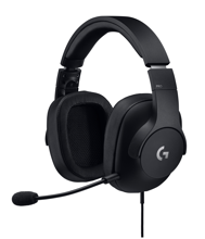 Logitech G PRO Gaming Headset Black for PC, PS4, Xbox One & Switch