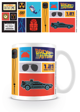 Back to the Future - Collection Coffee Mug 315ml