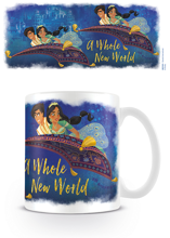 Aladdin Movie - A Whole New World Coffee Mug 315ml