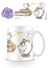 Beauty and the Beast - Chip Enchanted Coffee Mug 315ml