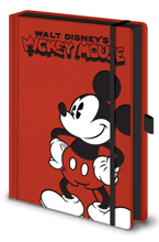 Disney - Mickey Mouse A5 Premium Notebook