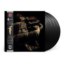 Resident Evil 4 Standard Edition X4LP Boxset Official Soundtr