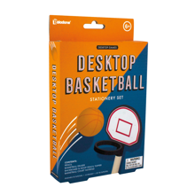 Desktop Basketball Stationery Set