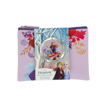 Frozen 2 - Cosmetic Purse and Mirror Set
