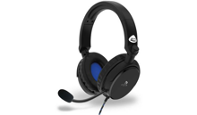 4Gamers - PRO 4-50S Wired Stereo Gaming Headset Black for PS5 & PS4