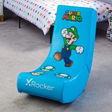 X Rocker - Nintendo Video Rocker Super Mario All-Star Collection Luigi Gaming Chair