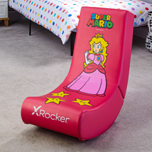 X Rocker - Nintendo Video Rocker Super Mario All-Star Collection Princess Peach Gaming Chair