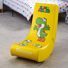 X Rocker - Nintendo Video Rocker Super Mario All-Star Collection Yoshi Gaming Chair