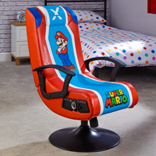 X Rocker - Super Mario 2.1 Audio Rocker Nintendo OLP Gaming Chair